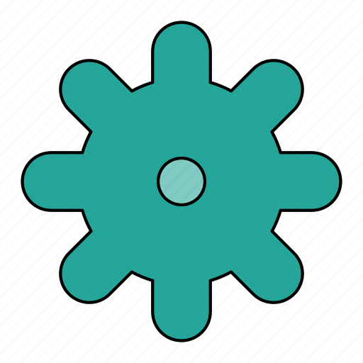 business, gear, setting, web icon