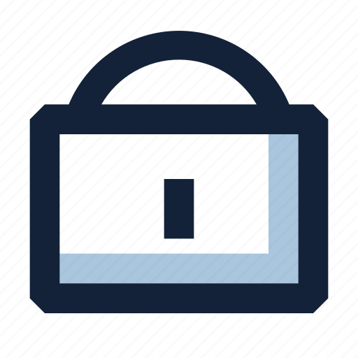 Lock, protection, secure, security, shield icon - Download on Iconfinder
