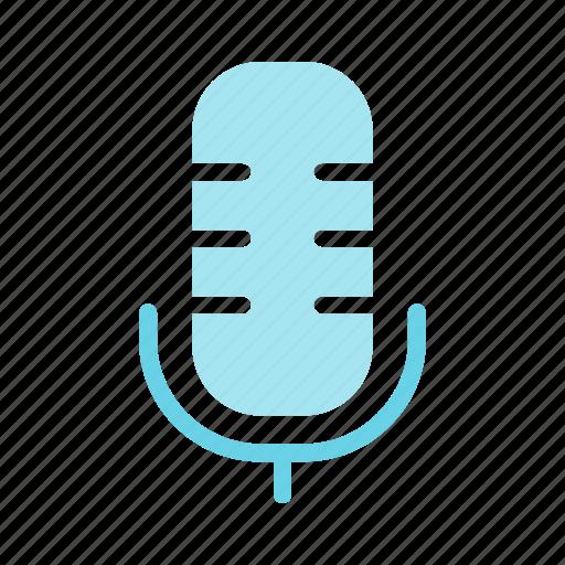 audio, mic, microphone, multimedia icon