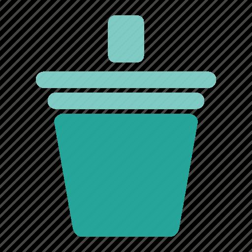 Delete, remove, trash icon |Delete Trash Button Icon