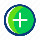 add, adding, interface, plus, ui, web
