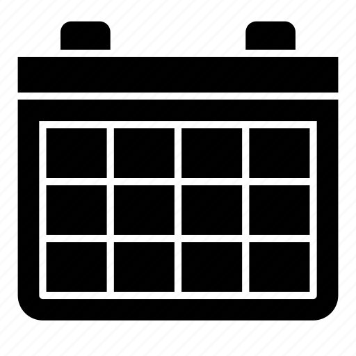 calendar, date, day, month, schedule, week icon