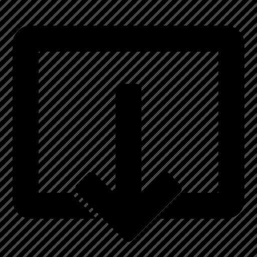 Data, download, file, information, transfer, unload icon - Download on Iconfinder