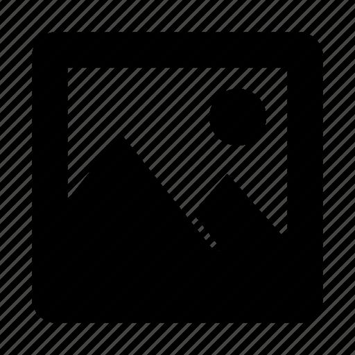Image, media, photo, picture, portrait, postcard icon - Download on Iconfinder