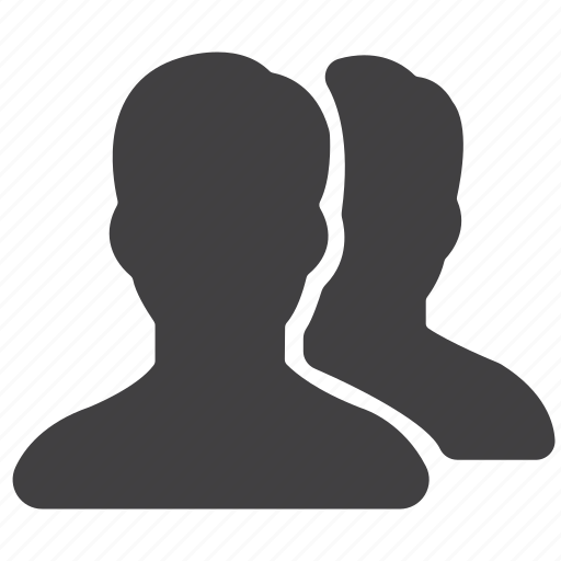 account, business, group, people, person, user, users icon