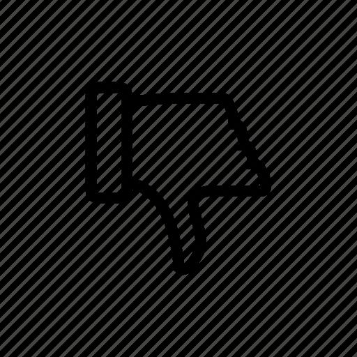 dislike, pack, sucks, ui, unlike icon