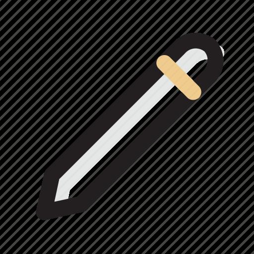 edit, gold, line, pencil, shadow, ui icon