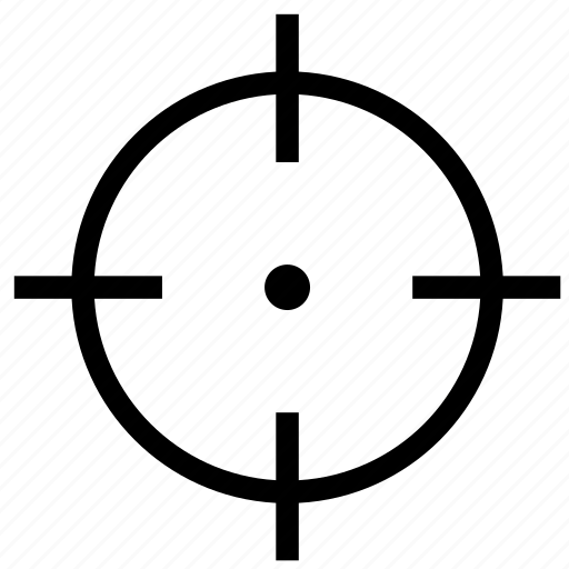 aim, bullseye, goal, marketing, seo, target, targeting icon