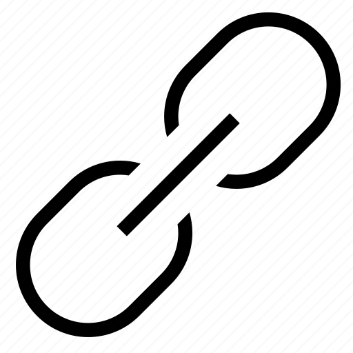 attach, attachment, chain, download, guardar, link, save, url icon