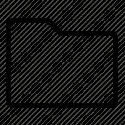 archive, directory, document, file, folder, folders, holder icon