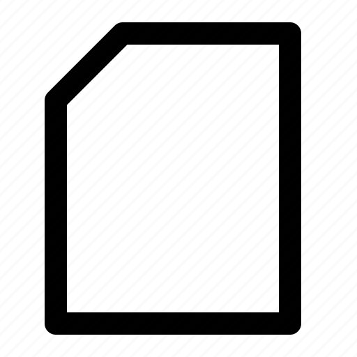 data, file, peaper icon