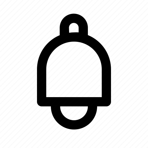 bell, chime, notification icon