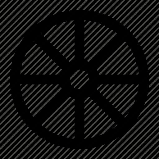 ios, ios7, ios8, wheel icon