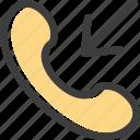 call, incoming, interface, mobile, phone, ui, user