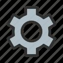 cog, gear, settings