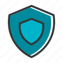 protection, safe, safety, security, shield, ui, ux icon