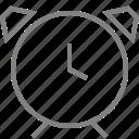 alarm, clock, alert, time, timer, wait, watch