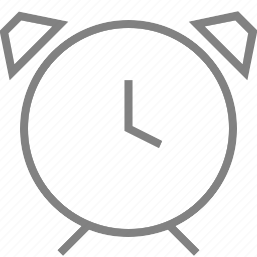 alarm, alert, clock, time, timer, wait, watch icon
