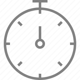 chronometer, clock, countdown, stopwatch, time, timer, watch icon