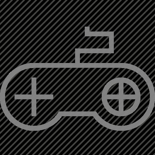 control, controller, game, joypad icon