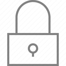 lock, password, protection, safe, safety, secure, security icon