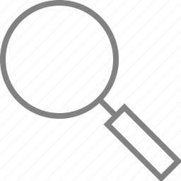 find, glass, in, magnifier, magnifying, search, zoom icon