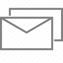 chat, email, envelope, letter, mail, message, talk icon