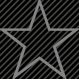 achievement, award, bookmark, favorite, favourite, like, star icon