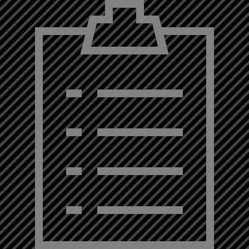 check, checklist, clipboard, list, text, todo, txt icon