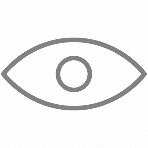 eye, look, search, see, view icon