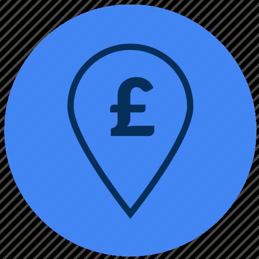 money, now, pound, £ icon