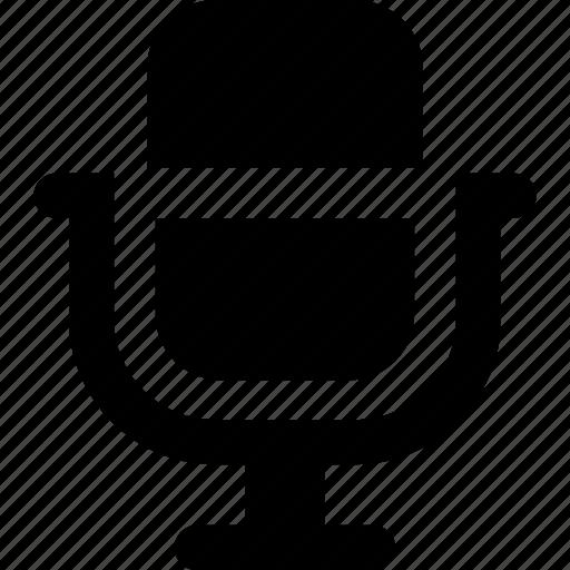 audio, media, mic, microphone, sound, voice, volume icon