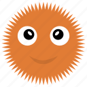 blowfish, fish, fugu fish, puffer fish, saltwater fish, seafood icon