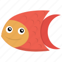 angelfish, fish, saltwater fish, tang fish, tropical fish icon