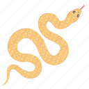 animal, reptile, sea snake, snake, underwater animal icon