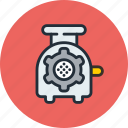 grinder, hasher, kitchen, meat, mincer icon