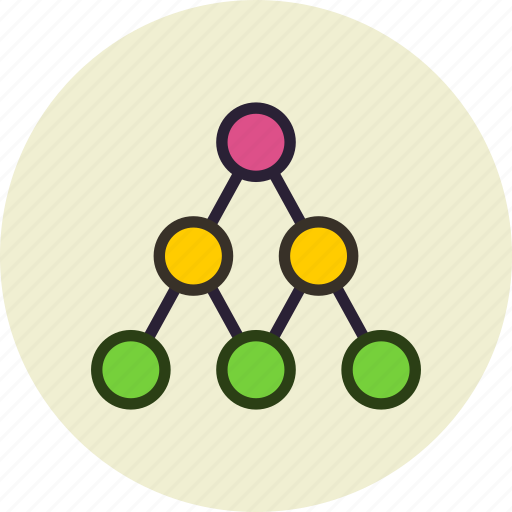child, friends, link, network, root, share, social icon