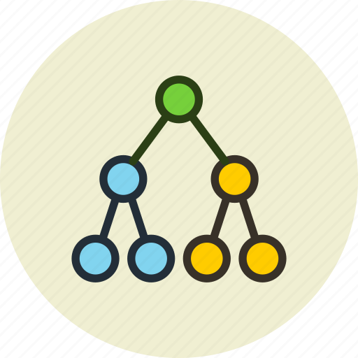 family, genealogy, network, parent, root, share, social icon