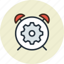 alarm, clock, set, time, wake up icon