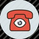 bigbrother, call, camera, communication, device, phone, spy