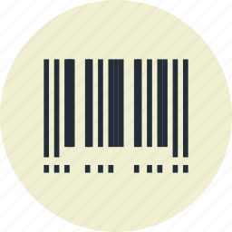 barcode, code, finance, identifier, product, store icon