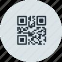 link, identification, qr, qr code, quick response