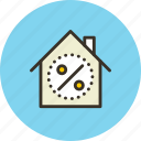 credit, discount, home, house, mortgage icon