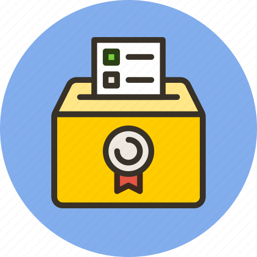 ballot, box, control, democracy, elections, politic, votes icon