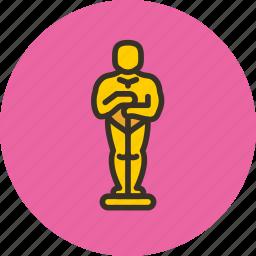 academy, award, cinema, cinematography, hollywood, reward icon
