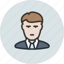 avatar, businessman, deputy, human, man, politic, user icon