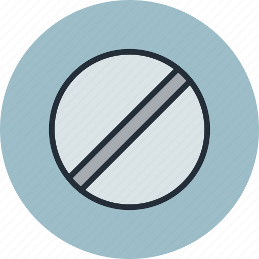 flat blade, helix, pin, screw, screwdriver icon