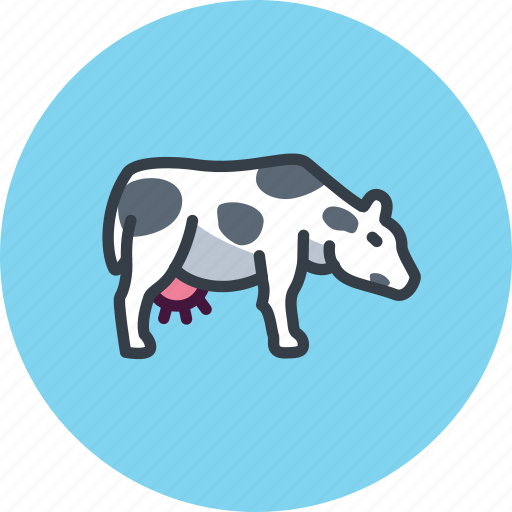 Animal, beef, cow, milk, udder icon | Icon search engine