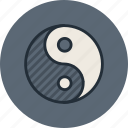 good, alfa, yin-yang, philosophy, evil, dialectics, omega