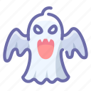 evil, ghost, halloween icon